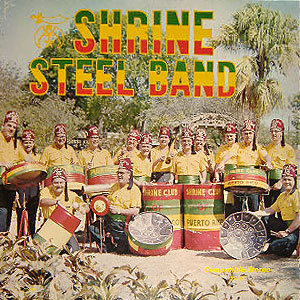 shrinesteelband
