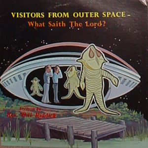 visitors from outer space